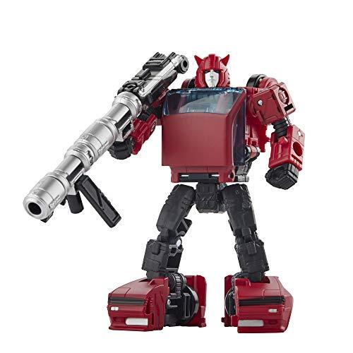 Transformers Generation Wfc Deluxe Cliffjumper (Hasbro E71555X0)