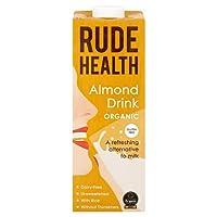 Rude Health Organic Almond Drink, 1L