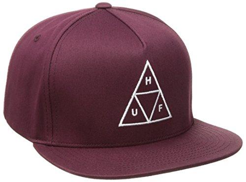 HUF Herren Kappe Triple Triangle Snapback Cap