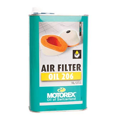 Luftfilteröl Schaumstoff-Filterelemente MOTOREX AirFilterOil 206