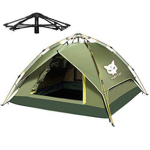 Night Cat Randonnée Tente de camping pour 2-3...