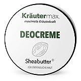 Desodorante desodorante manteca de karité cuidado cosmético natural cremoso con manteca de karité 1 x 40 ml