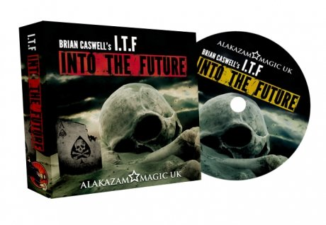 Into the Future by Brian Caswell and Alakazam Magic - Tricks