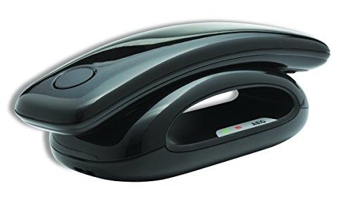 AEG Solo 15 - Telefono design DECT cordless con segreteria telefonica digitale...