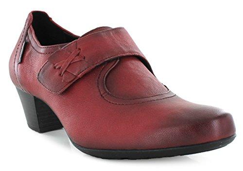 MEPHISTO MOUNIA - Bottines / Boots - Rouge - Femme - T. 38.5