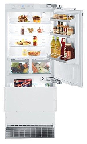 "Liebherr Fully Integrated Bottom Freezer Refrigerator Panel Ready, 30"", Right Hinge"