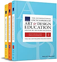 The International Encyclopedia of Art and Design Education, 3 Volume Set