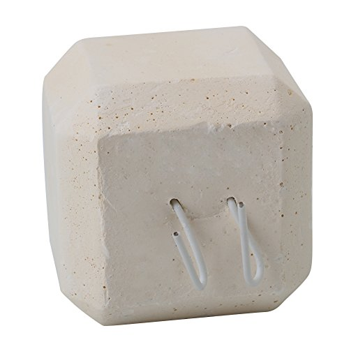 CADANIA Mascota Masticar Juguete Piedra Mineral Calcium
