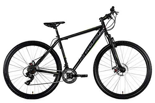 """KS Cycling Mountainbike MTB Hardtail Twentyniner 29"""" Heist schwarz RH51cm"""