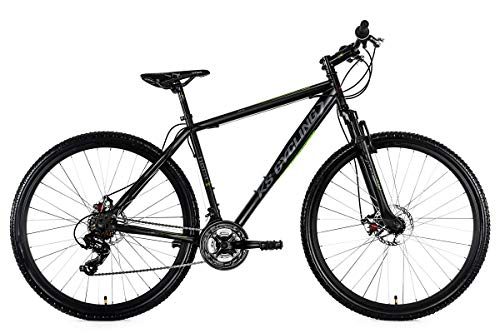 "KS Cycling Mountainbike MTB Hardtail Twentyniner 29"" Heist schwarz RH 51 cm"