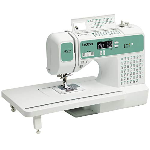 Brother RXR3240 Renewed Computerized Sewing Machine White