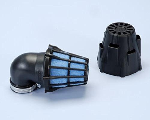 Luftfilter Polini Kunststoff mit Kappe / 46mm 90°