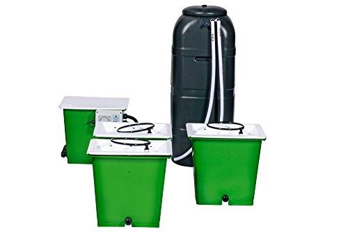 The Green Man System 3 Pot - Kit de Cultivo hidropónico