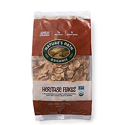 heritage flakes cereal