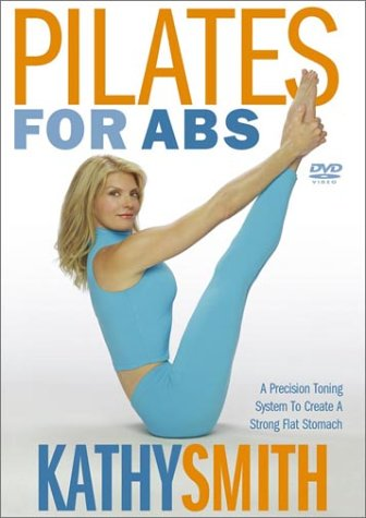 Kathy Smith - Pilates for Abs [Import USA Zone 1]