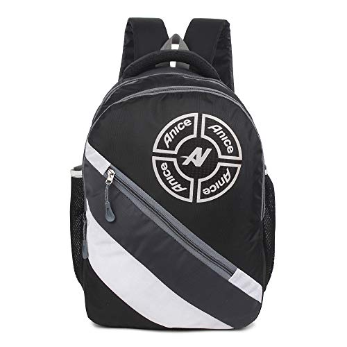 Anice College and Laptop Bag Casual Backpack School Bag...