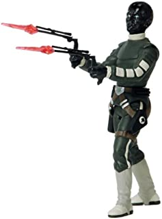 Star Wars, 2002 Saga Collection, Djas Puhr (Alien Bounty Hunter) #40 Action Figure, 3.75 Inches