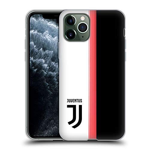 Head Case Designs Offizielle Juventus Football Club Home 2019/20 Race Kit Soft Gel Huelle kompatibel mit iPhone 11 Pro