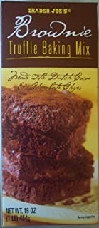 Trader Joe's Brownie Truffle Baking Mix 16 oz