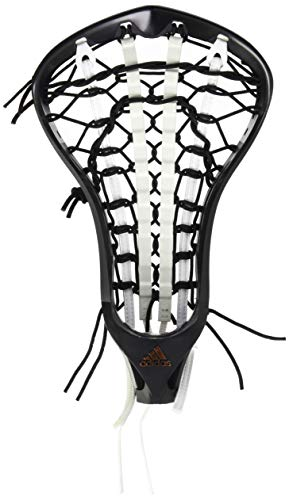 adidas Performance Fierce Lacrosse Head, Black, Size 10