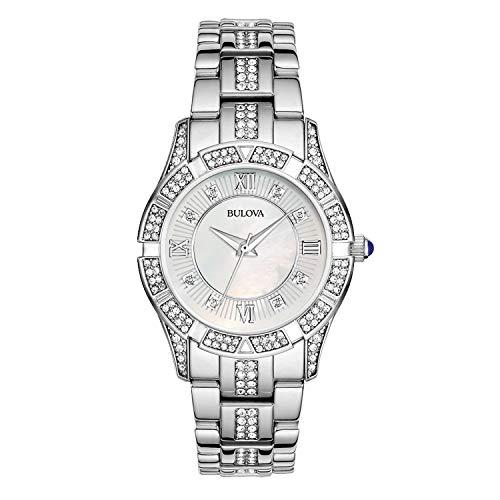bulova women crystal watch - 2