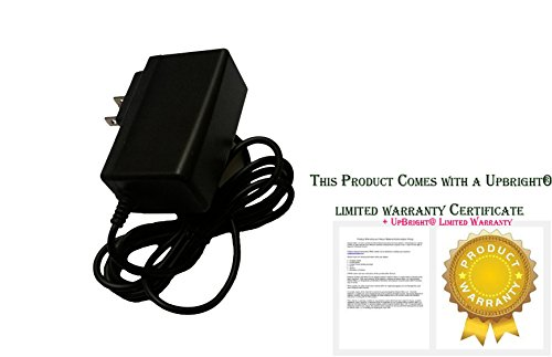 UpBright New Global AC/DC Adapter for WAHL 9590 9590-210 9520-210 8745 PRO Series Complete Pet Clipper Kit Power Supply Cord Cable PS Wall Home Battery Charger Mains PSU