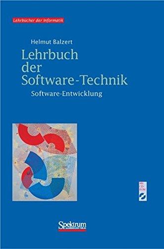 Lehrbuch der Software-Technik - Software-Entwicklung - mit 2 CD-ROM