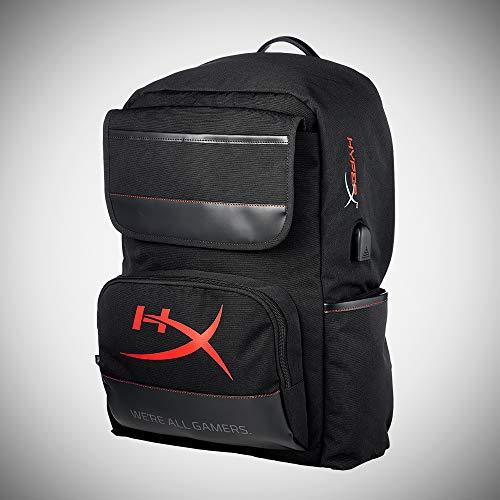 HyperX Raider Backpack Schwarz Medium