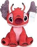 FP Peluche Leroy Rouge geant Stitch Disney