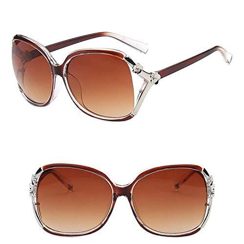 chuanglanja Gafas De Sol Vintage Gafas De Sol Con Lentes Degradados Gafas De Viaje De Fiesta Para Mujer Gafas De Sol Vintage UV400-Color-W
