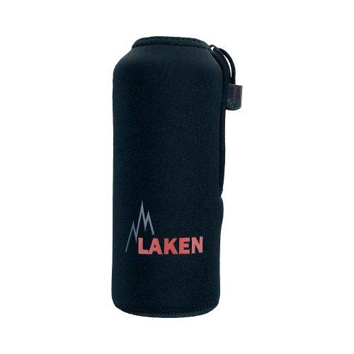 Laken Neopren-Überzug für Trinkflasche - 1.5L, Schwarz