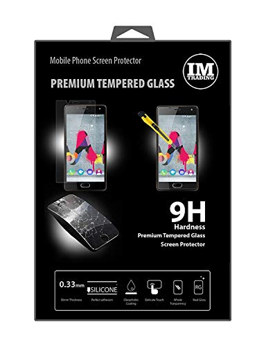 Cristal protector para Wiko U Feel Lite tanque Premium Vidrio Templado Protector...
