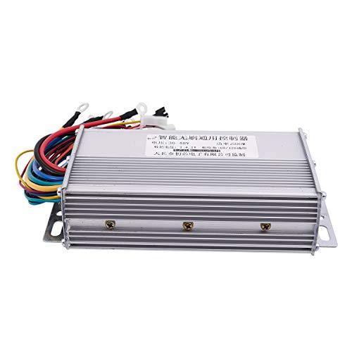 Senmubery 36 / 48V 500W Elektro Roller Ebike BüRstenlos Motor Controller LCD/LED