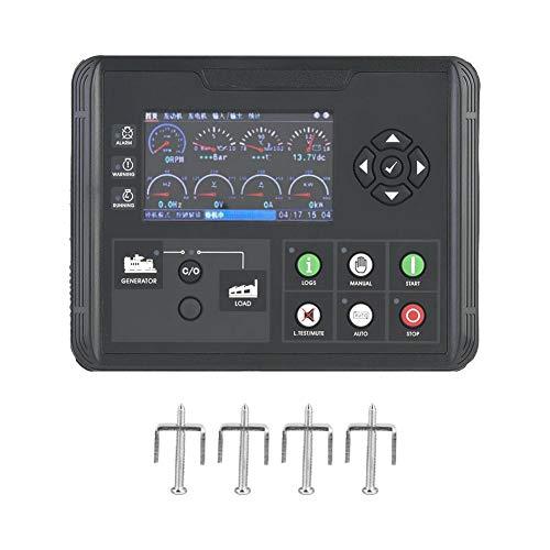 Garsent Controlador del generador con Pantalla LCD