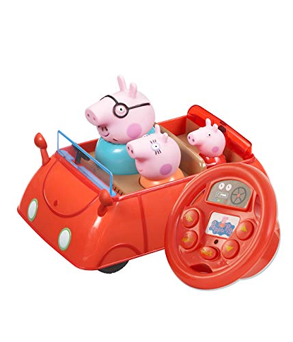 Peppa Pig voiture- conduire et piloter voiture