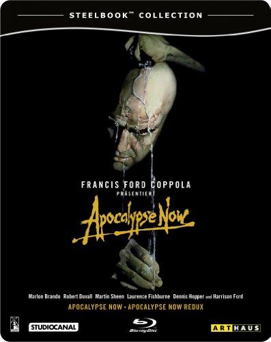 Apocalypse Now  (Kinofassung & Redux) - Steelbook Collection [Blu-ray]