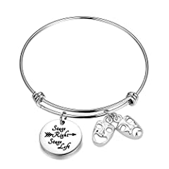 Stage Right Stage Left—A funny gift for theater lover, drama enthusiast. Perfect to wear while at a play or drama or musical in your town, or while visiting NYC, or London, or Broadway. This bracelet is the ticket to humor. Material: Stainless steel,...