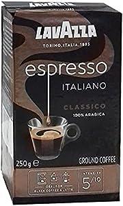 Lavazza espresso italiano classico , arabica , intensity 5/10 - 2725488480653
