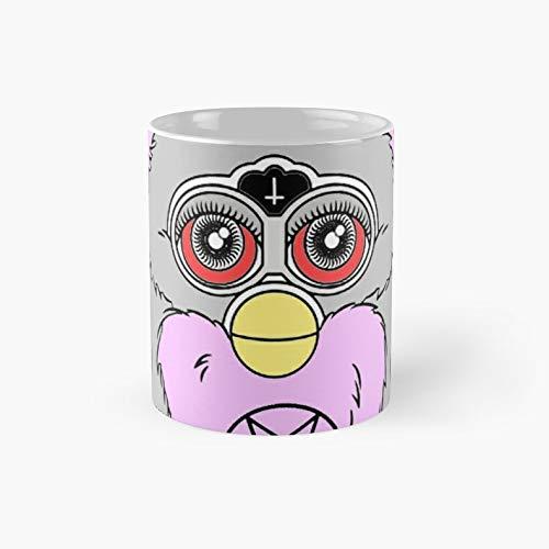 PUNK FURBY - Gifts For Girls - 11 Oz Ceramic Mug
