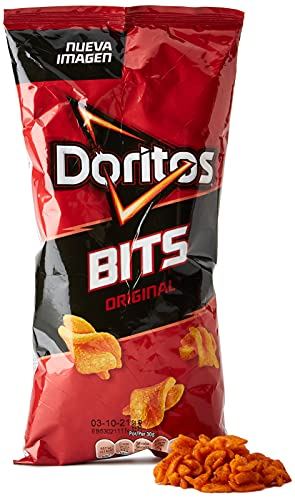 Doritos Bits Barbacoa - Tortitas de Maíz - 115 g, 1 unidad