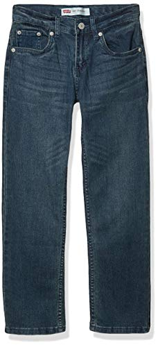 Levi's Boys' 514 Straight Fit Jeans, K-Town, 16
