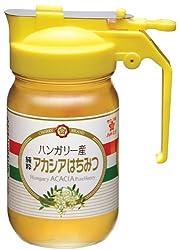 サクラ印 ハンガリー産純粋アカシアはちみつピッチャー入り 300g