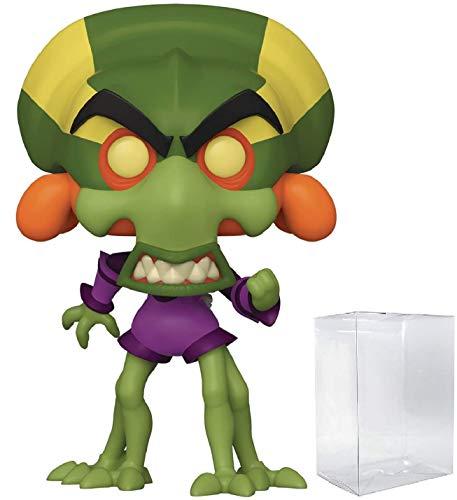 Funko Pop Games : Crash Bandicoot – Oxyde de nitros vinyle (étui de protection compatible Pop Box)