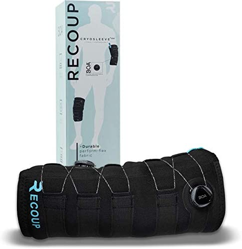 Recoup Cryosleeve Arm Leg Ice Compression Sleeve for Muscles Joints Freezer Activated Zero Mess product image