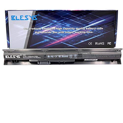 BLESYS TPN-Q139 TPN-Q140 TPN-Q141 TPN-Q142 TPN-Q143 TPN-Q144 VI04 VI04XL V104 V1O4 Laptop Battery for HP Pavilion 15 17 15-p 15-x 17-f 17-x, Envy 14 15 17 14-v 14-u 15-k 15-x 17-x Series