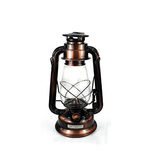 ZXL Camp-out petroleum lamp shaper retro bivouac petroleum lamp outdoor camping tenten lichten de kerosine brander laptops van brand brons oude kerosine lamp lantaarn compendium nostalgie van olie g