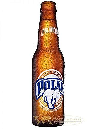 POLAR Bier Cerveza Venezuela 355ml