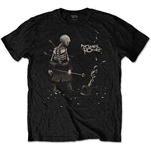 T-Shirt # Xl Unisex Black # Shredded