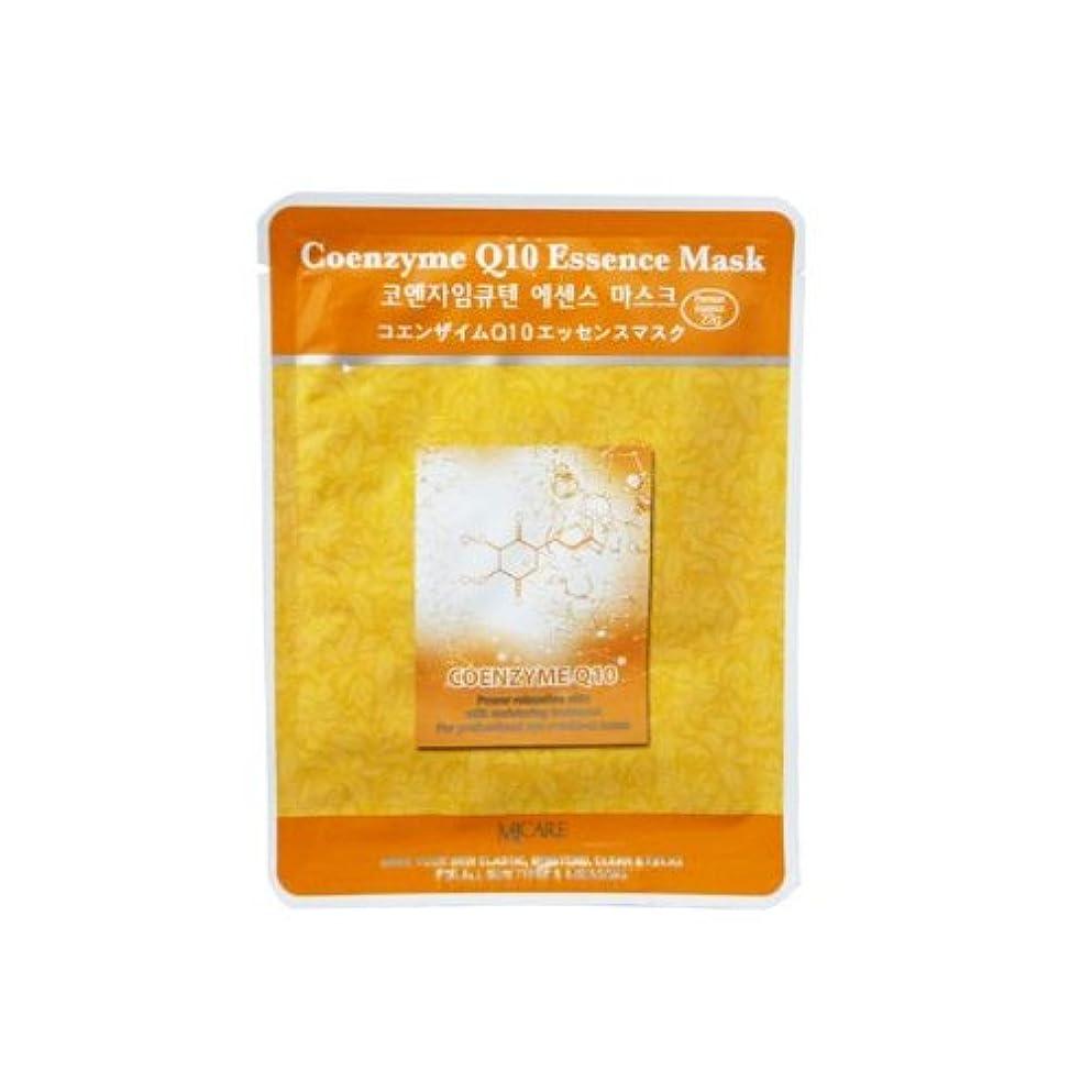 適応的真空物理MJ-CAREエッセンスマスク Q10 10枚セット