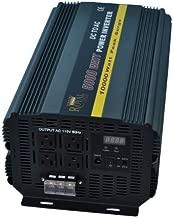 Royal Power PI5000-12 Power Inverter 5000 Watt 12 Volt DC To 110 Volt AC